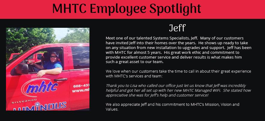 Employee - Jeff Inabnit