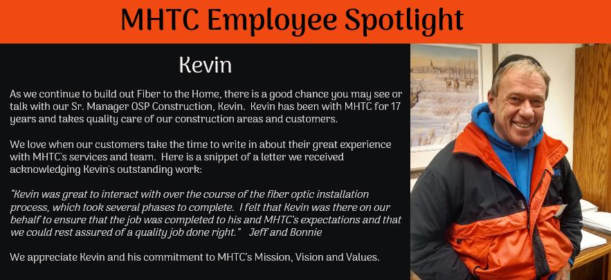 Employee - Kevin Mayne